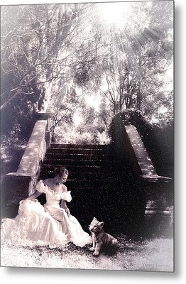Metal Print featuring the photograph Timeless by Yvonne Emerson AKA RavenSoul