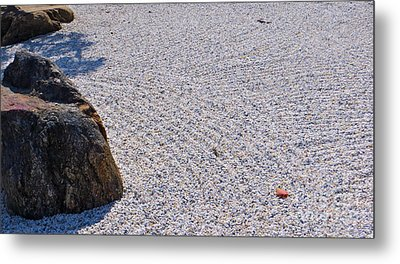 Metal Print featuring the photograph Timeless Zen by Joy Hardee