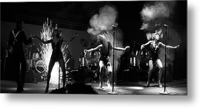 Tina Turner 1978 Metal Print
