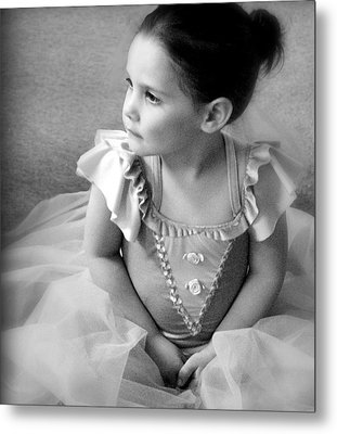 Tiny Dancer Metal Print by Stephanie Grooms