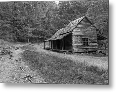 Tired And Weathered Metal Print by Jon Glaser