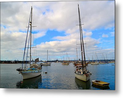 To Sail Metal Print