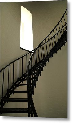 To The Light Metal Print by Roupen  Baker