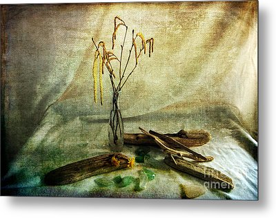 Today's Find Metal Print by Randi Grace Nilsberg