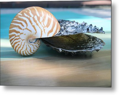 Together Metal Print by Paulette Maffucci