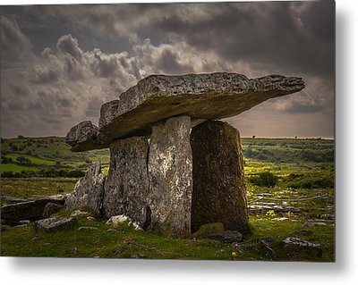 Tomb Of The Ancients Metal Print by Tim Bryan