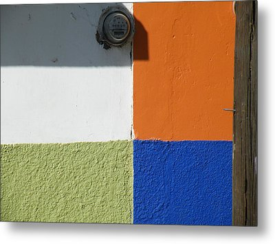Metal Print featuring the photograph Tonal Junction by Brian Boyle