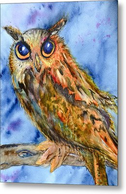 Too Cute Metal Print by Beverley Harper Tinsley