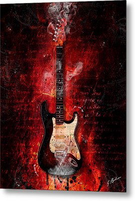 Too Hot To Handle Metal Print by Gary Bodnar