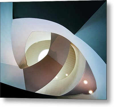Top Light Metal Print