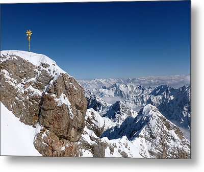 Top Of Germany  Metal Print