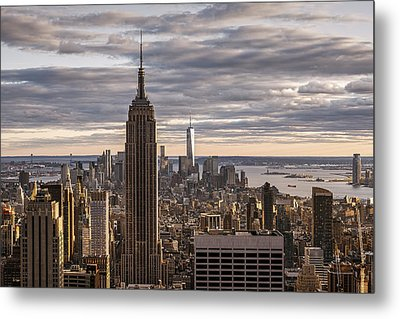 Top Of The Roc Metal Print