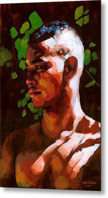 Torano In The Afternoon Metal Print