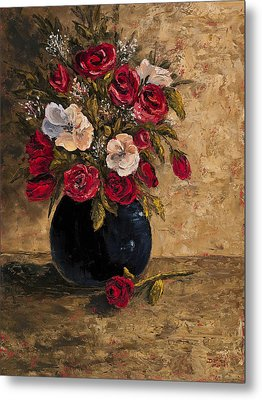 Touch Of Elegance Metal Print by Darice Machel McGuire