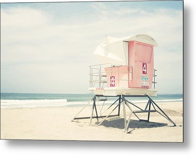 Tower #4 Metal Print by Bree Madden