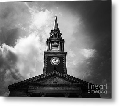 Tower Metal Print
