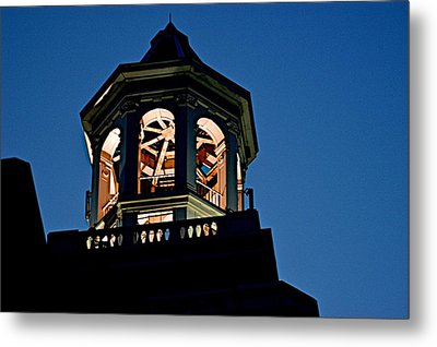Tower Metal Print by Joseph Yarbrough