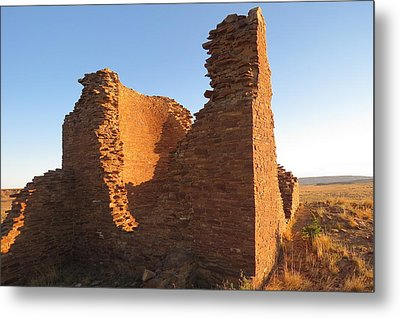 Tower Kiva At Kin Klizhin Metal Print by Feva  Fotos