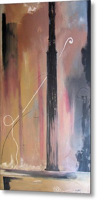 Tower Of Babel Metal Print by Gary Smith
