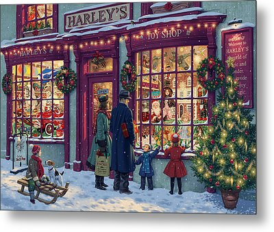 Toy Shop Variant 2 Metal Print