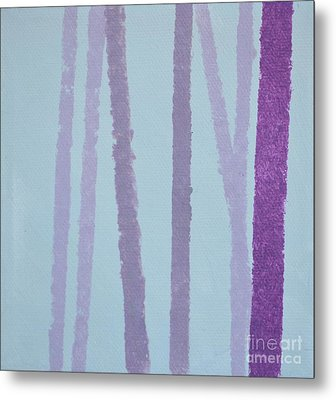 Tranquil Metal Print by Barbara Tibbets