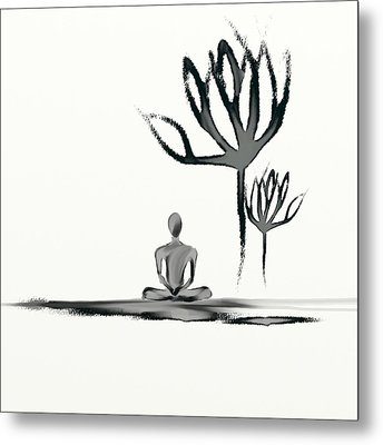Tranquility Metal Print by Len YewHeng
