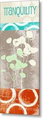 Tranquility Metal Print by Linda Woods