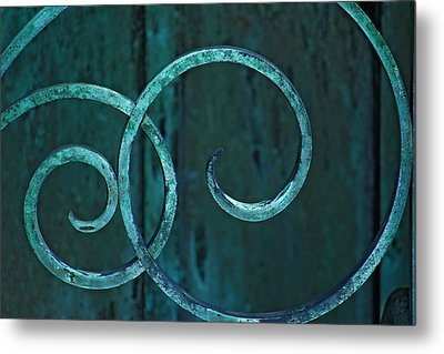 Metal Print featuring the photograph Tranquility  by Rowana Ray