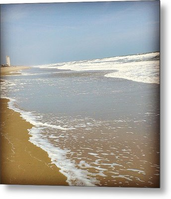 Metal Print featuring the photograph Tranquility by Thomasina Durkay
