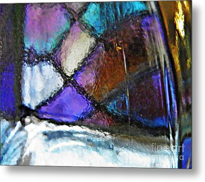 Transparency 2 Metal Print by Sarah Loft