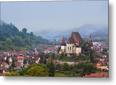 Transylvania Metal Print by Mircea Costina Photography