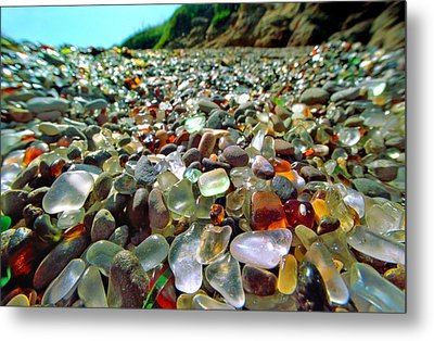 Treasure Beach Metal Print by Daniel Furon