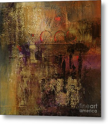 Treasure Metal Print by Melody Cleary