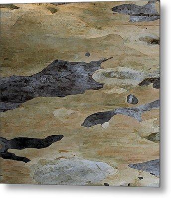 Tree Bark I Metal Print by Ben and Raisa Gertsberg