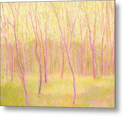 Tree Dance Metal Print by J Reifsnyder