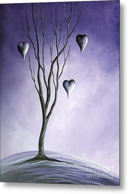 Tree Of Everlasting Promises By Shawna Erback Metal Print by Shawna Erback