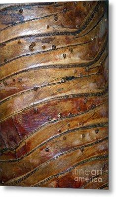 Tree Patterns Metal Print