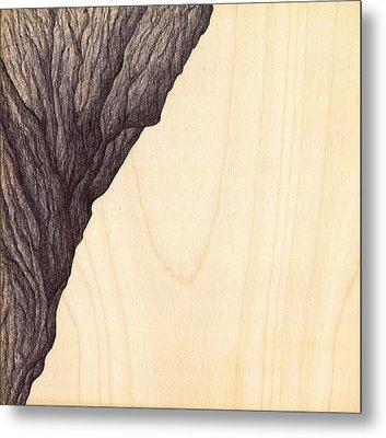 Treerock  Metal Print