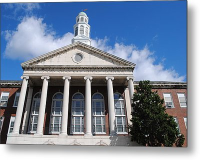 Trenton Central High School Metal Print