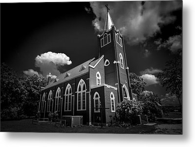 Trinity Lutheran Church Metal Print