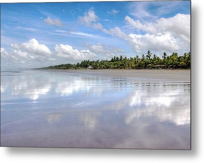 Tropical Bliss Metal Print by Kandy Hurley