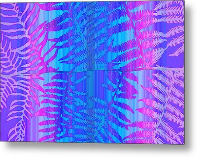 Tropical Delight Metal Print by Holly Kempe