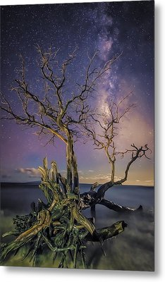 Tropical Nights Metal Print by Hawaii  Fine Art Photography