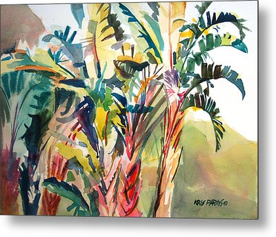 Tropical Punch Metal Print