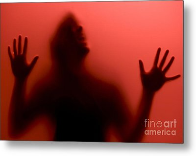 True Blood Metal Print by Diane Diederich