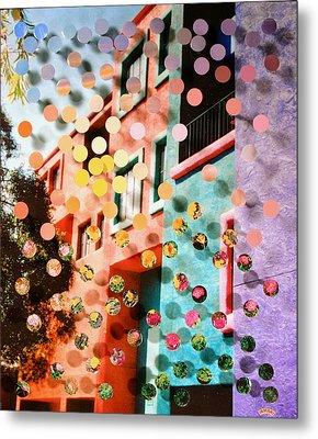 Tucsoncenter Ss1 Metal Print by Irmari Nacht