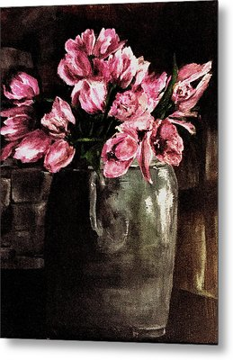 Tulips Metal Print by Dana Patterson