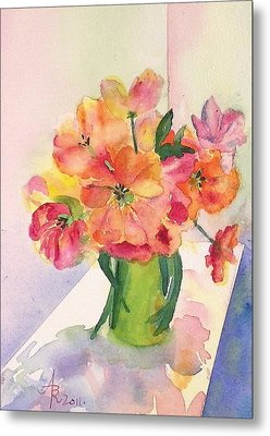 Tulips For Mother's Day Metal Print