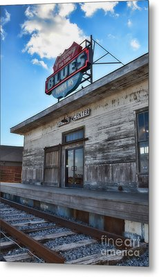 Tunica Gateway To The Blues Metal Print