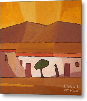 Tunisia Metal Print by Lutz Baar
